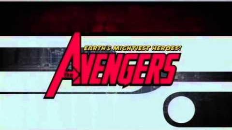 The Avengers Earth's Mightiest Heroes theme intro outro