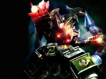 Dragon Caesar ~ Dragonzord