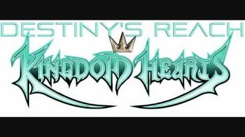 Silver Will -Map Ver. - Destiny's Reach Kingdom Hearts