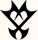 Unversierte Symbol