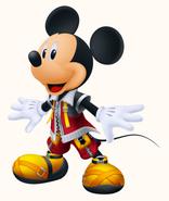 König Micky Maus