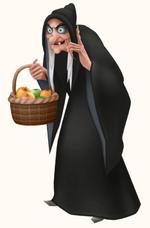 Königin (Hexenform)