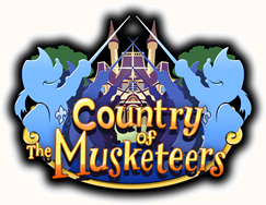 Country of the Musketeers Logo