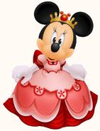 Königin Minnie Maus