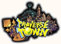 Traverse Town Logo