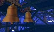 Glocken in Notré Dame