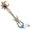 Crescent-crown