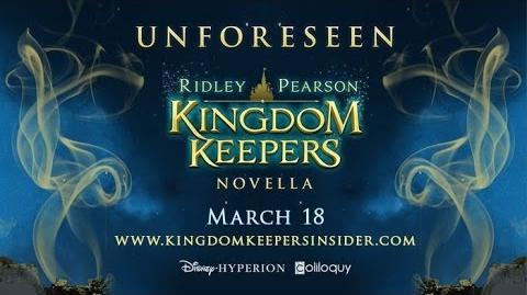 Unforeseen - A Kingdom Keepers Novella