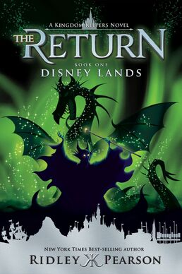 Kingdom Keepers The Return Disney Lands cover1