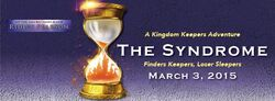 Kingdom Keepers The Syndrome ad 2