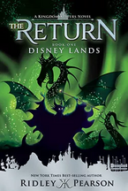 Kingdom Keepers Wiki The Return book1