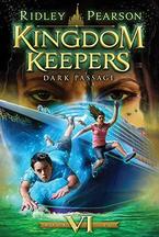 Kingdom Keepers Wiki book6