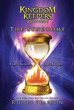 File:Kingdom Keepers Wiki The Syndrome book.png