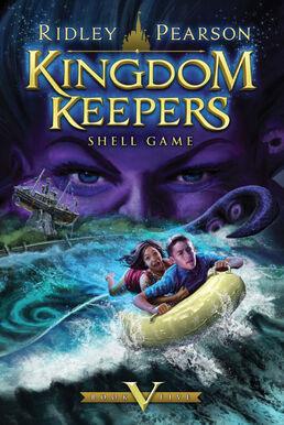 Kingdom Keepers V Shell Game large
