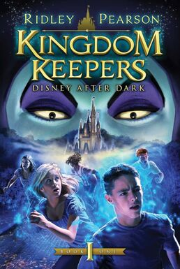 Kingdom Keepers I Disney After Dark large