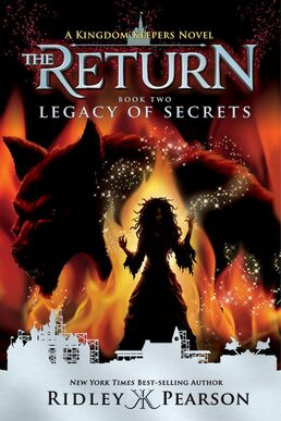Kingdom Keepers The Return Legacy of Secrets