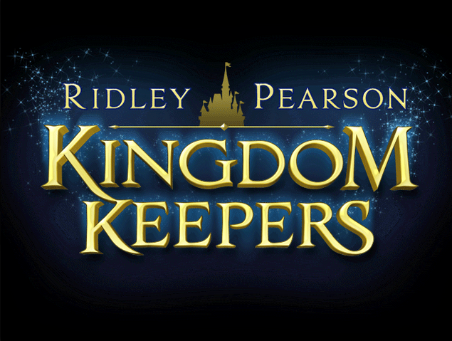 File:Kingdom Keepers logo blue.png