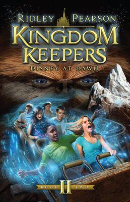 Kingdom Keepers II Disney At Dawn large