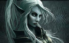 Elf-woman-wallpapers 14095 1280x800