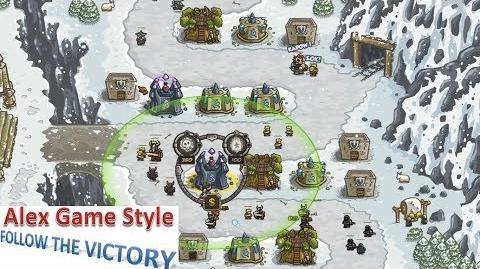 Kingdom Rush HD (Level 9 Stormcloud Temple) Heroic