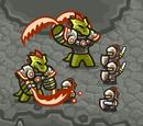 Saurian Brute