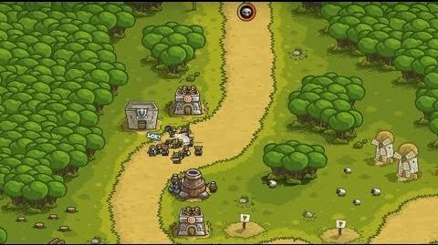 Kingdom Rush HD (Level 1 Southport) Heroic only 3 StarS