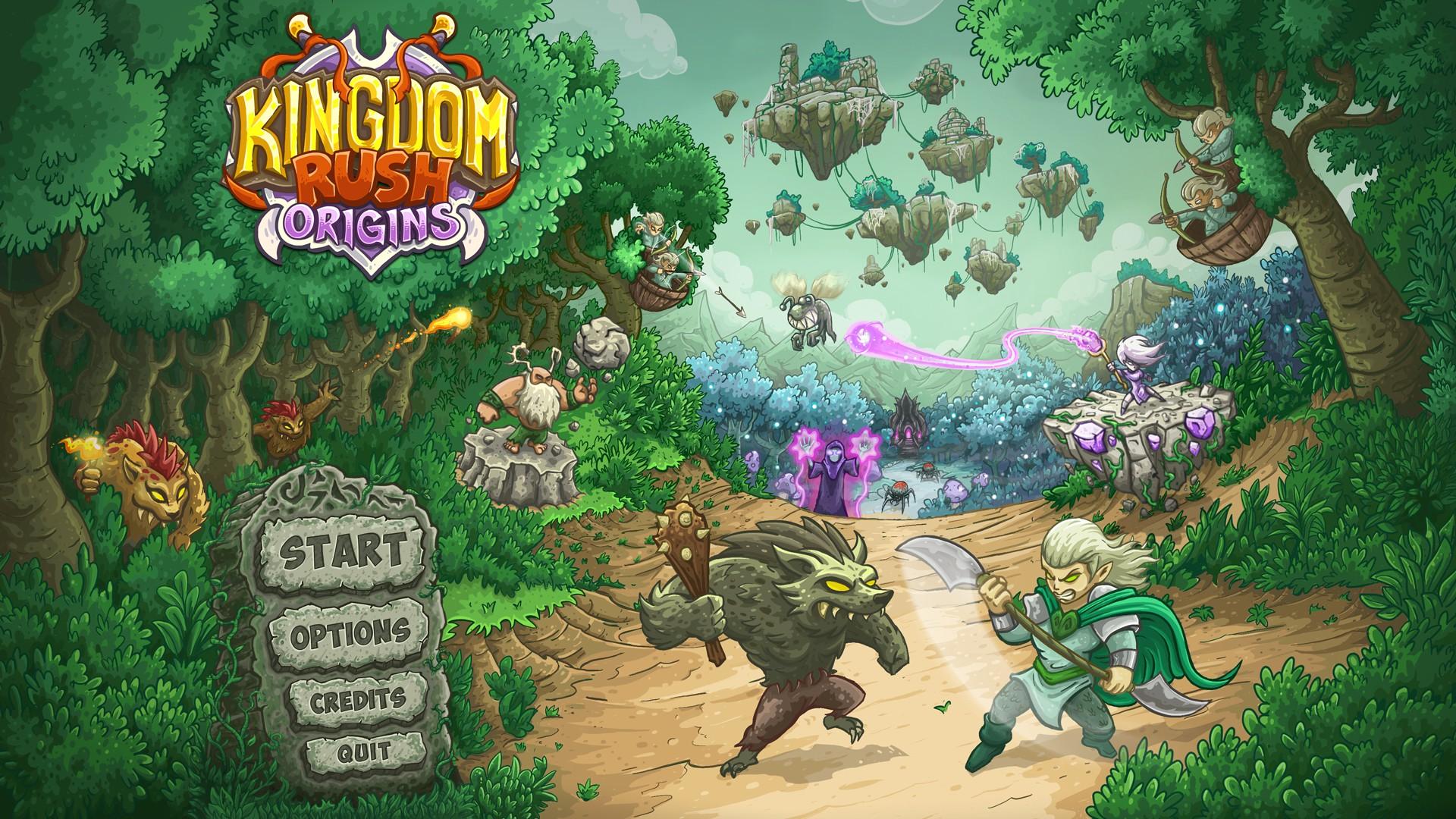 Kingdom Rush Vengeance - Tower Defense Download