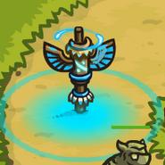 Rush Totem Blue