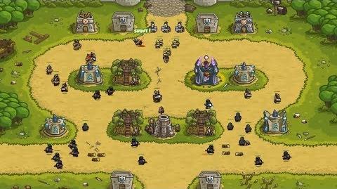Kingdom Rush HD (Level 6 The Citadel) Heroic
