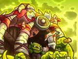 Orc Warriors Den
