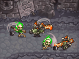 Haunted Skeleton