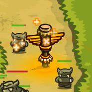 Rush Totem Orange