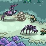 KRO EnemyBox Webspitter Spider