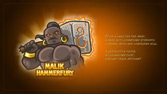 Malik Card