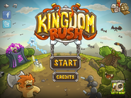 KR Title Screen