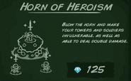 Gnome HornHeroism