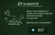 Gnome Shop Dynamite