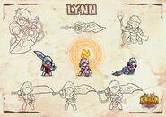 Lynn Concept Art