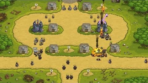 Kingdom Rush HD (Level 6 The Citadel) Iron Challenge