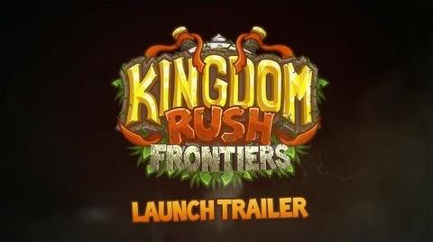 Kingdom Rush Frontiers Trailer Official