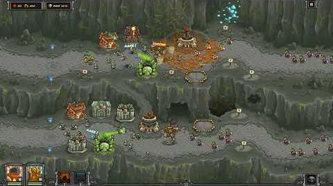 Kingdom Rush Frontiers Steam The Dark Descent Campaign - Veteran with Alric