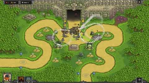 Kingdom Rush Frontiers Steam Temple of Saqra Iron - Veteran with Alric