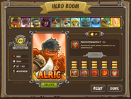 KRF Hero Room