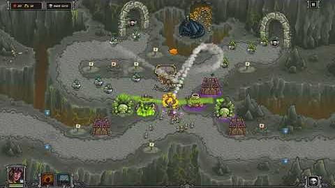Kingdom Rush Frontiers Steam Beresad's Lair Campaign - Veteran with Bruxa