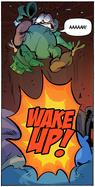 Comic WakeUp