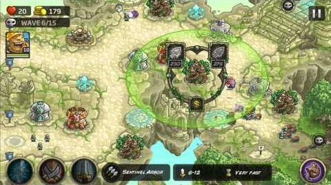 Video - Kingdom Rush Origins Gameplay The Ascent Veteran 3