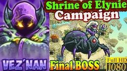 Kingdom Rush Origins HD - Final BOSS Spider Goddess Shrine of Elynie Campaign (Level 15)
