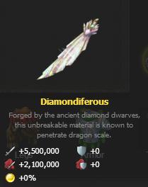 Diamondiferous