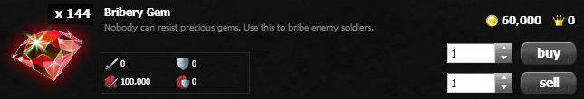 BriberyGem
