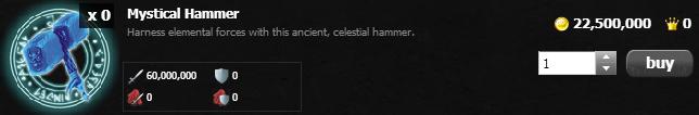 MysticalHammer